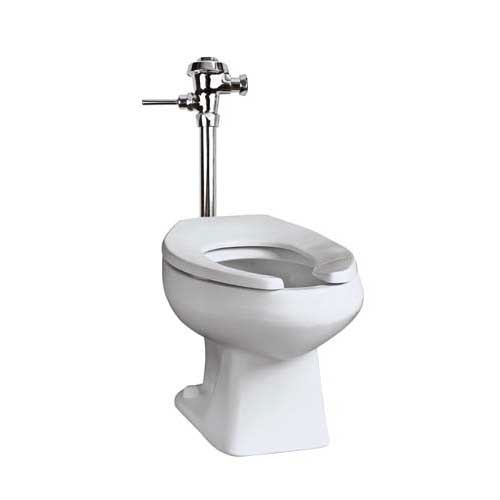 Commercial toilet
