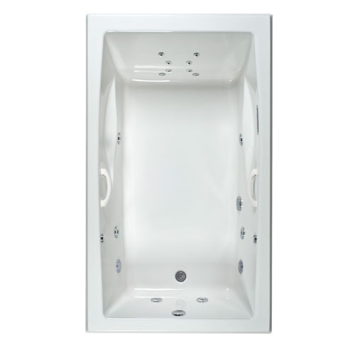 Brentwood 3666 Whirlpool Model 5073