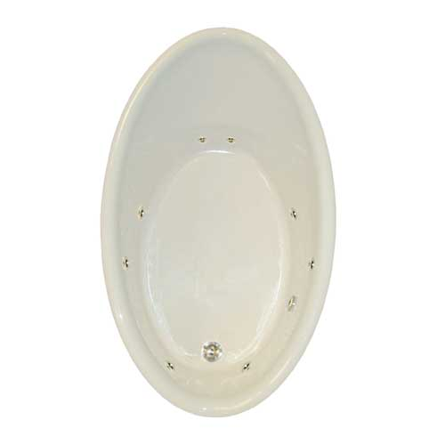 3660 Oval Pro-Fit Whirlpool Model 6019
