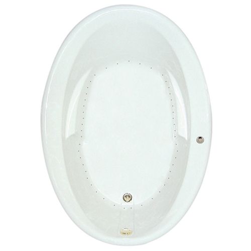 4260 Oval Pro-Fit Air Massage Bath Model 6715