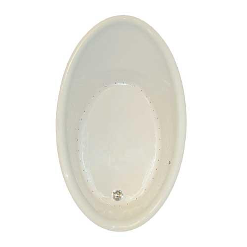 3660 Oval Pro-Fit Air Massage Bath Model 6719