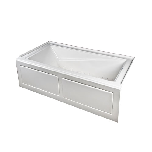 Barrett Alcove HealthTouch Air Massage Bath - Left hand drain Model 9024L