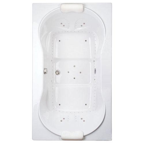 Brighton DualTherapy Air Massage Bath Model 9240