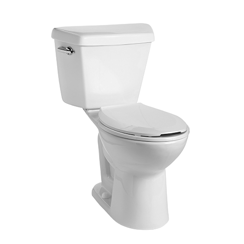 single flush confidence toilet specs denali
