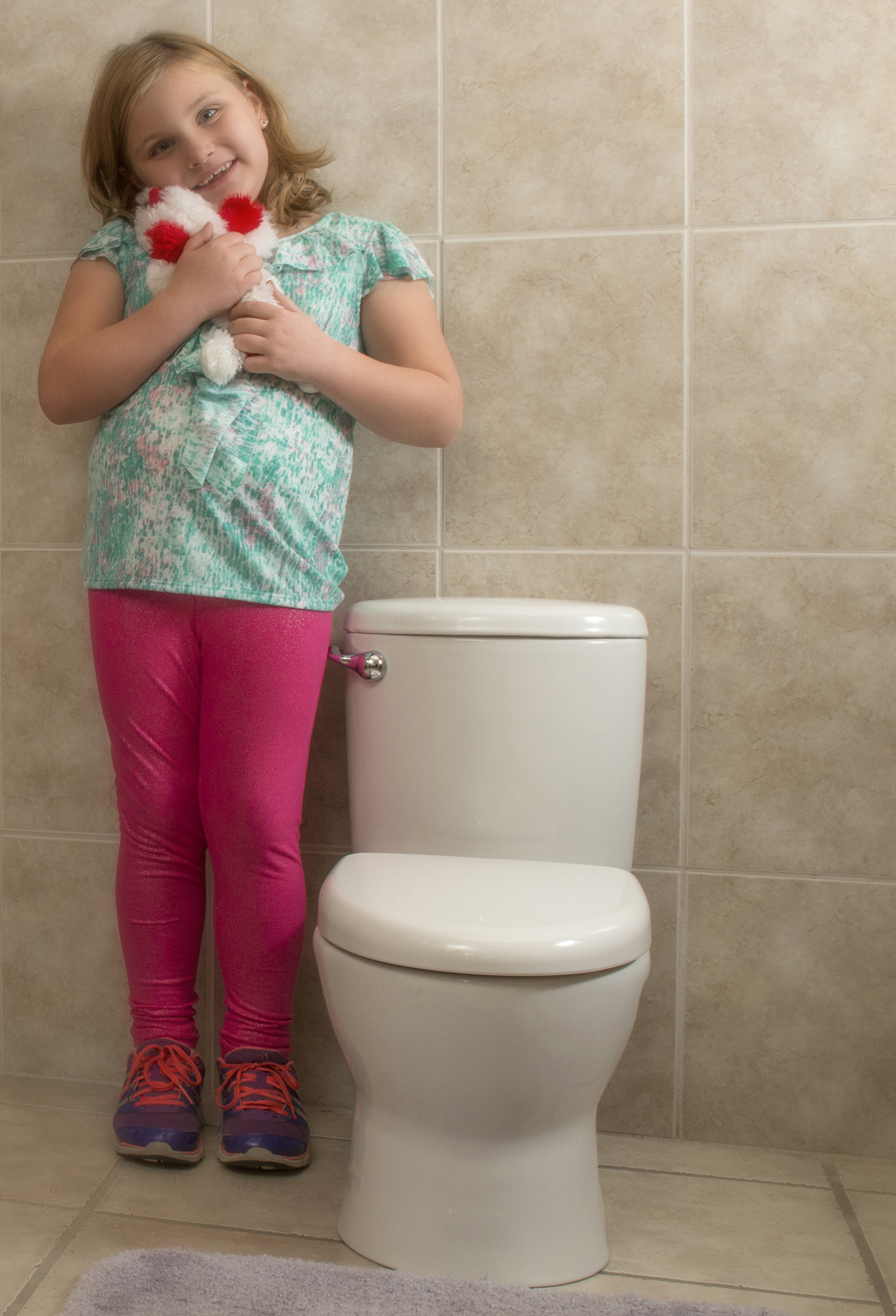 Child-sized Toilet Big Hit with Parents - Mansfield Plumbing