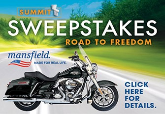 Harley sweepstakes web graphic