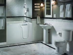 Mansfield - Pic - Restore Walk-In Tub