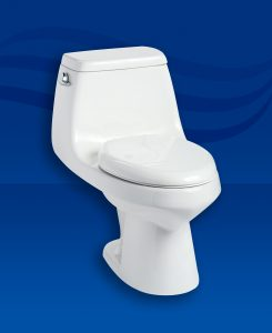 Mansfield - Pic - Aegean One-Piece Toilet